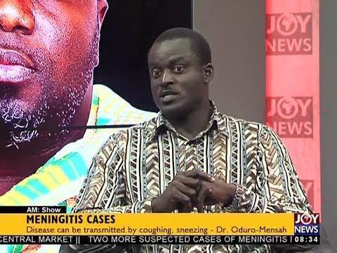 Meningitis Cases - AM Show on JoyNews (14-12-17)