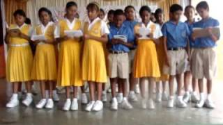 Students Singing Our Nation