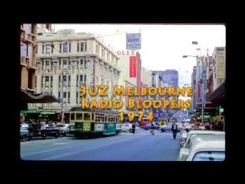 3UZ radio bloopers 1974