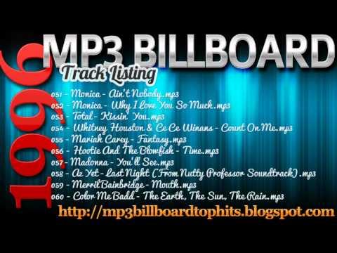 mp3 BILLBOARD 1996 TOP Hits mp3 BILLBOARD 1996