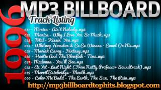 mp3 BILLBOARD 1996 TOP Hits mp3 BILLBOARD 1996