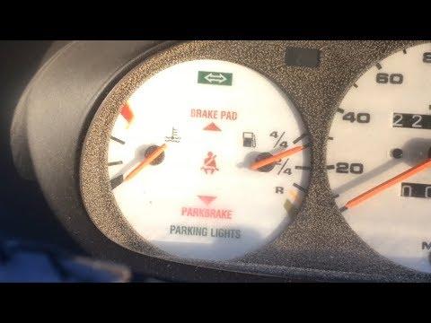 How to fix a late Porsche 944 Fuel Gauge