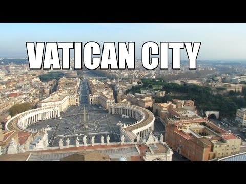 Vacation Italy: Vatican City - Rome