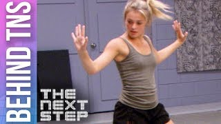 "Behind the Scenes: Michelle's ""Showstoppa"" Nationals Solo - The Next Step"