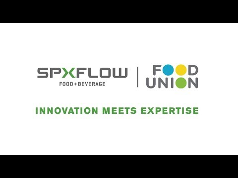 SPX FLOW and Food Union Partnership - 2 Advanced Dairy Production Plants in China - 6 minutes