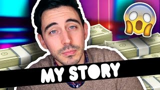 How I scammed a millionaire out of $200,000 and went homeless! // Storytime