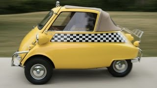 15 Funniest Cars In The World