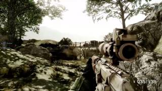 Medal Of Honor Warfighter Gameplay 1080P Ultra Settings Captura a Faraz