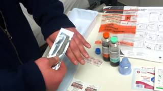 Team Emergency Services - Blood Culture Collection