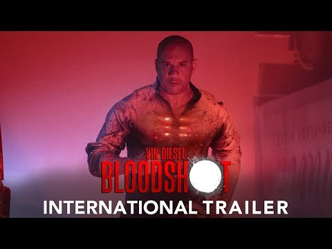 Bloodshot trailers