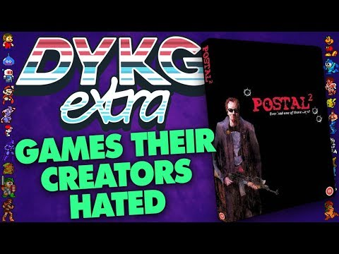 Game Updated to Mock its Own Sequel [Games Their Creators Hated] - Did You Know Gaming extra Ft Greg