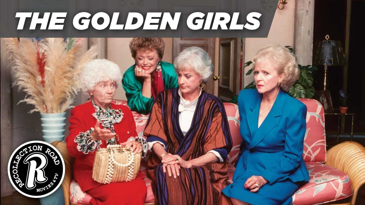 Download THE GOLDEN GIRLS - Why did Bea Arthur despise Betty White?