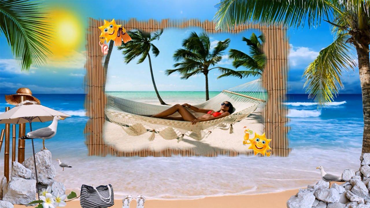Les vacances la mer diaporama souvenir de vacances ensoleill es you - Souvenir de vacances ...
