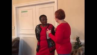 Alayna Stiffler Takes a Moment to Recognize Juanita Shanks Executive Director of FailSafe-Era