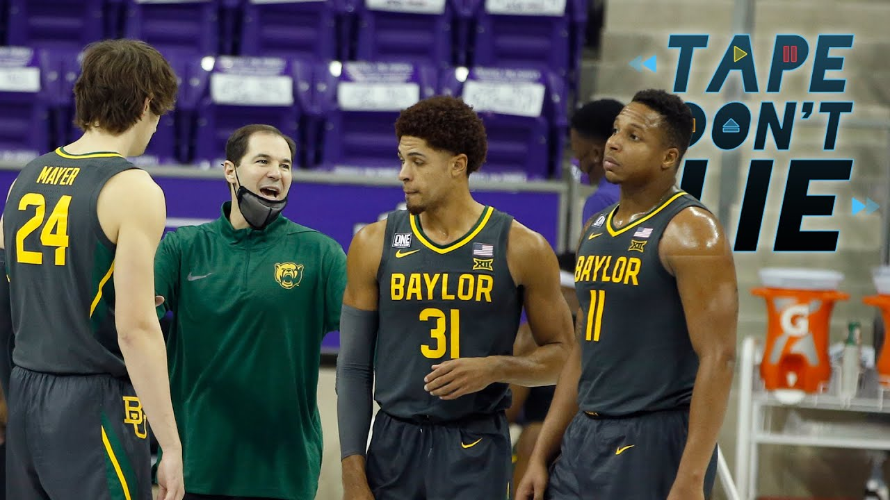 Baylor's Undefeated, No. 2-Ranked Men's Basketball Team ...