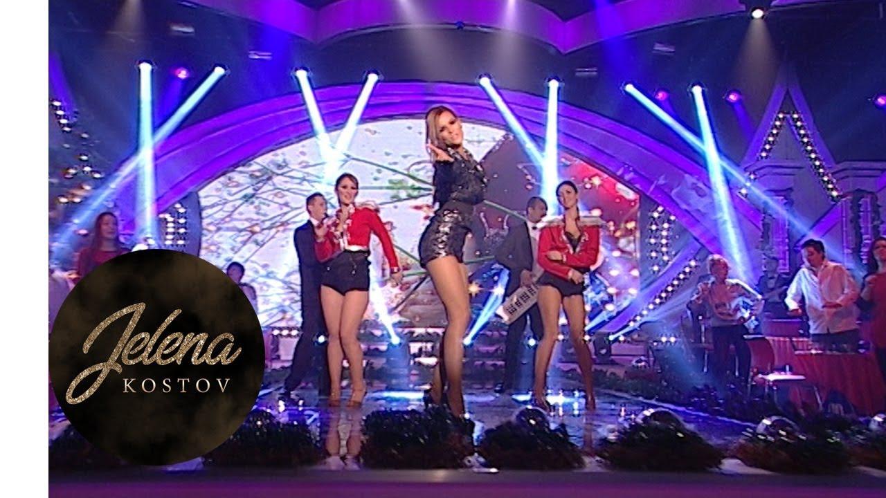 Jelena Kostov - Ljubav prava - Grandovo novogodisnje veselje - (TvGrand 2015)