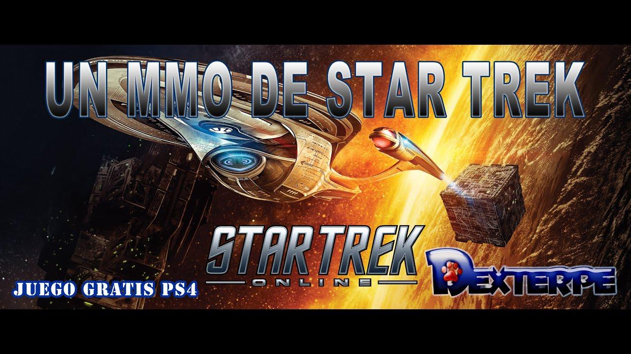 Star Trek Online Ps4 Un Mmo En Ingles Juego Gratis