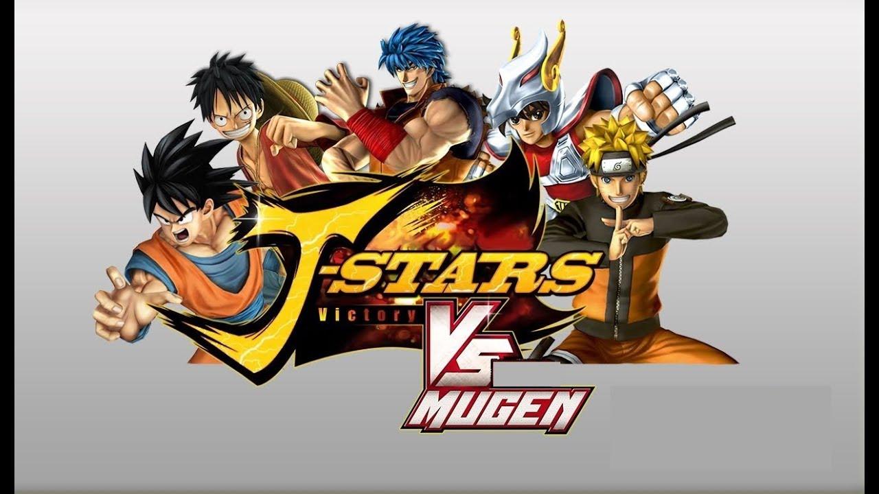 J stars victory vs mugen download | Download J stars victory vs pc