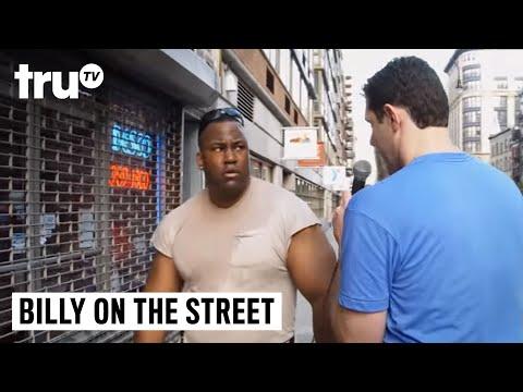 Billy on the Street - For a Dollar: Christmas Tomorrow