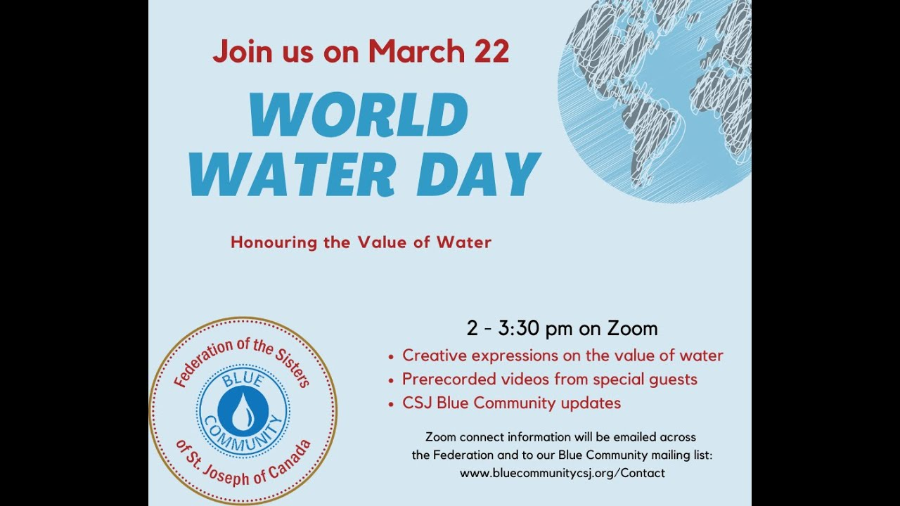 Honouring the Value of Water: World Water Day
