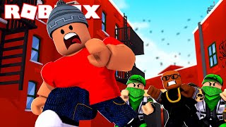 AS PERIGOSAS RUAS DO ROBLOX l The Streets 2 Roblox