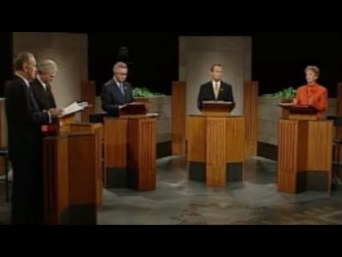 2000 Canadian Federal Election Debate