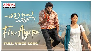 Fix Ayipo Full Video Song With Lyrics | #ChaavuKaburuChallaga Songs | Kartikeya | Jakes Bejoy