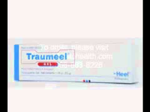 Heel BHI Traumeel at EasyLivingHealth.com