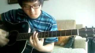 the devil wears prada dez moines acoustic guitar cover