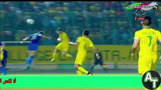 اهداف مباراة شبيبة القبائل و نادي بارادو...هدف حمرون 1-0