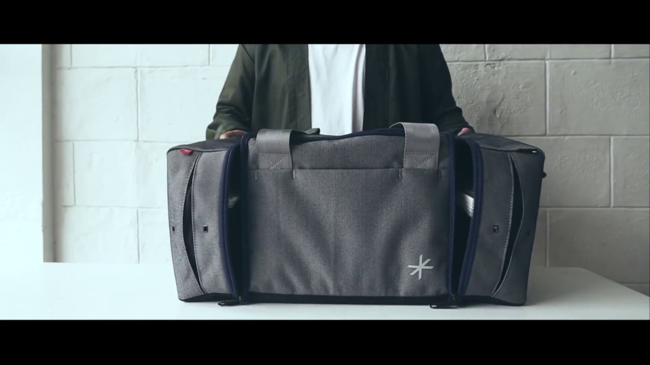 5f5cac0ed711 THE SHRINE – Sneaker Duffel - YouTube
