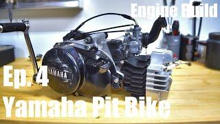 Pit Bike Build Ep.4