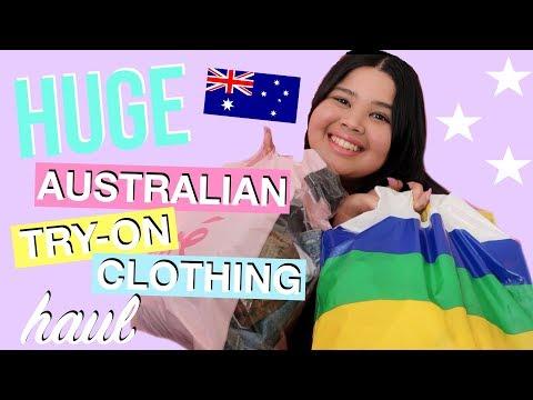Australian Try-On Clothing Haul | Supre, Sportsgirl, Jay Jays + More!