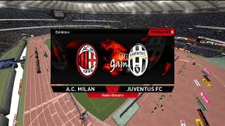 Milan vs Juventus |PES 2016 ProGamerZ GREEK ULTIMATE Patch|