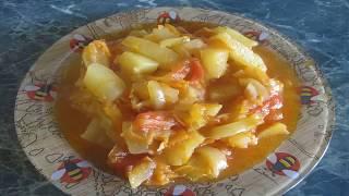 Овощная закуска Анкл Бенс с кабачками, перцем и помидорами на ужин