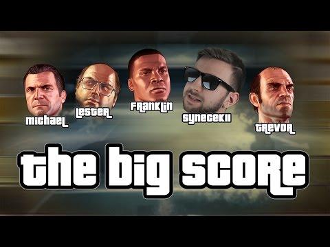 THE BIG SCORE | GTA V #48