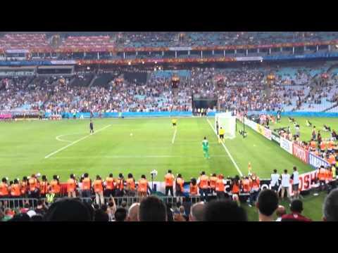 UAE vs Japan AFC Quarter Final Shootout 23/01/2015