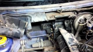 видео Замена радиатора печки ВАЗ 2110 своими руками (фото, цена)