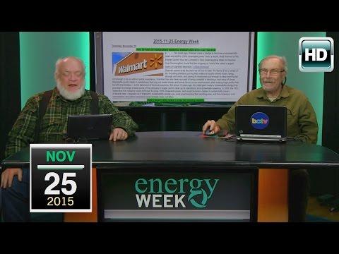 Energy Week: 11/25/15