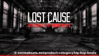 Lost Cause Instrumental (Sad Hip Hop Guitar Rap Beat) Sinima Beats