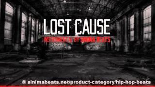 Lost Cause Instrumental (Sad Hip Hop Guitar Rap Beat) Sinima Beats