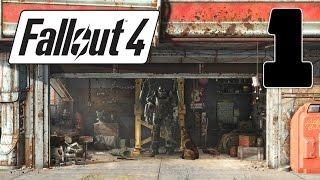 Прохождение Fallout 4 | Создание качка #1