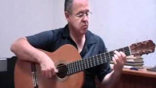 Técnica de Jazz en guitarra (Satin Dolls)
