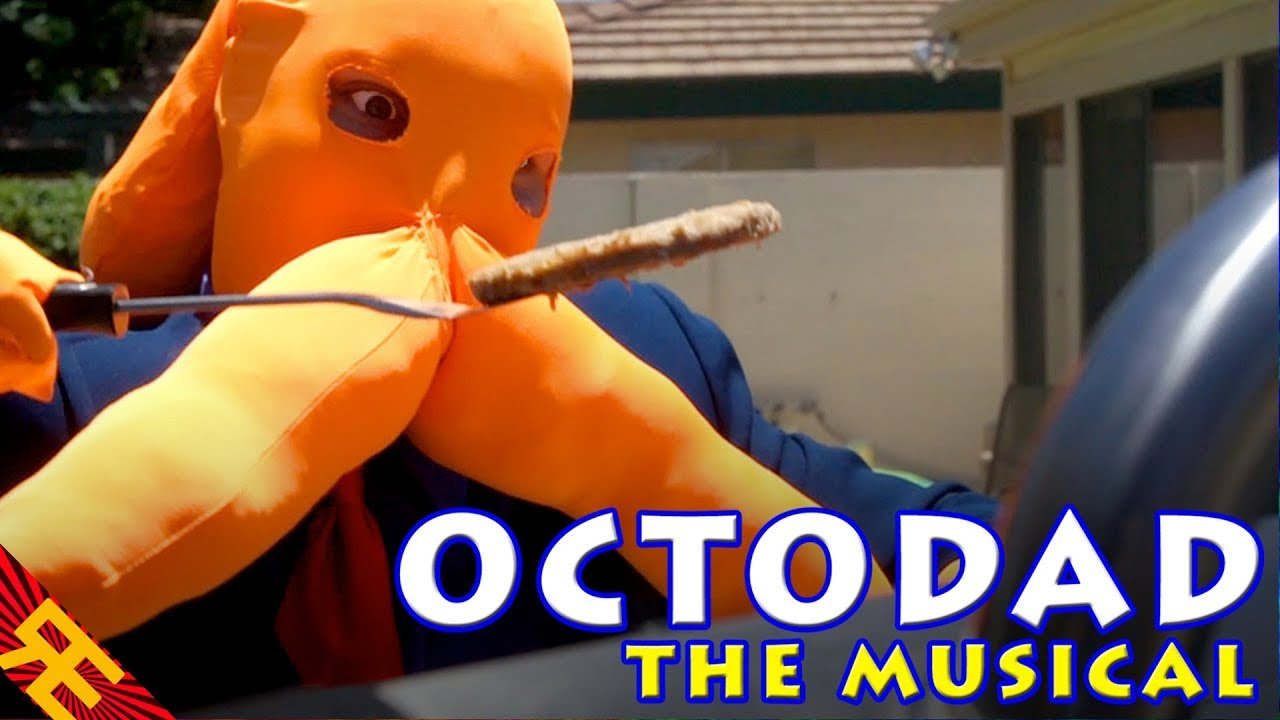 Octodad The Musical Game Parody Song Octodad Know Your Meme