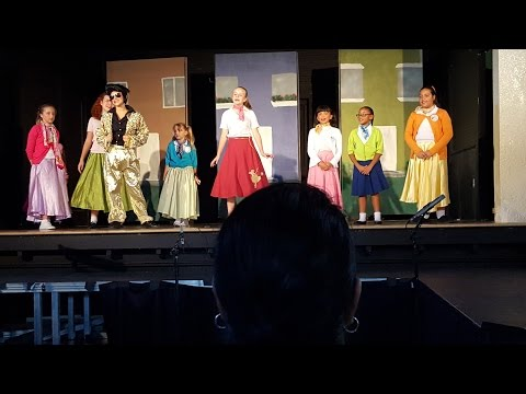 Bye Bye Birdie Jr.  - Osceola Arts Summer Youth Show 2015
