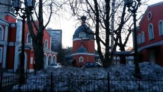 видео Храм  «Знамения» иконы Божией Матери в Аксиньине