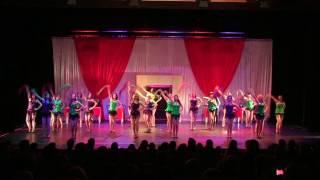 Cabaret dance - Gala 2014 - Anamorphose