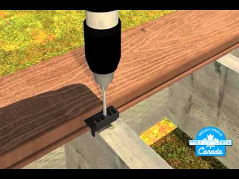 Composite Decking - Perpendicular Installation