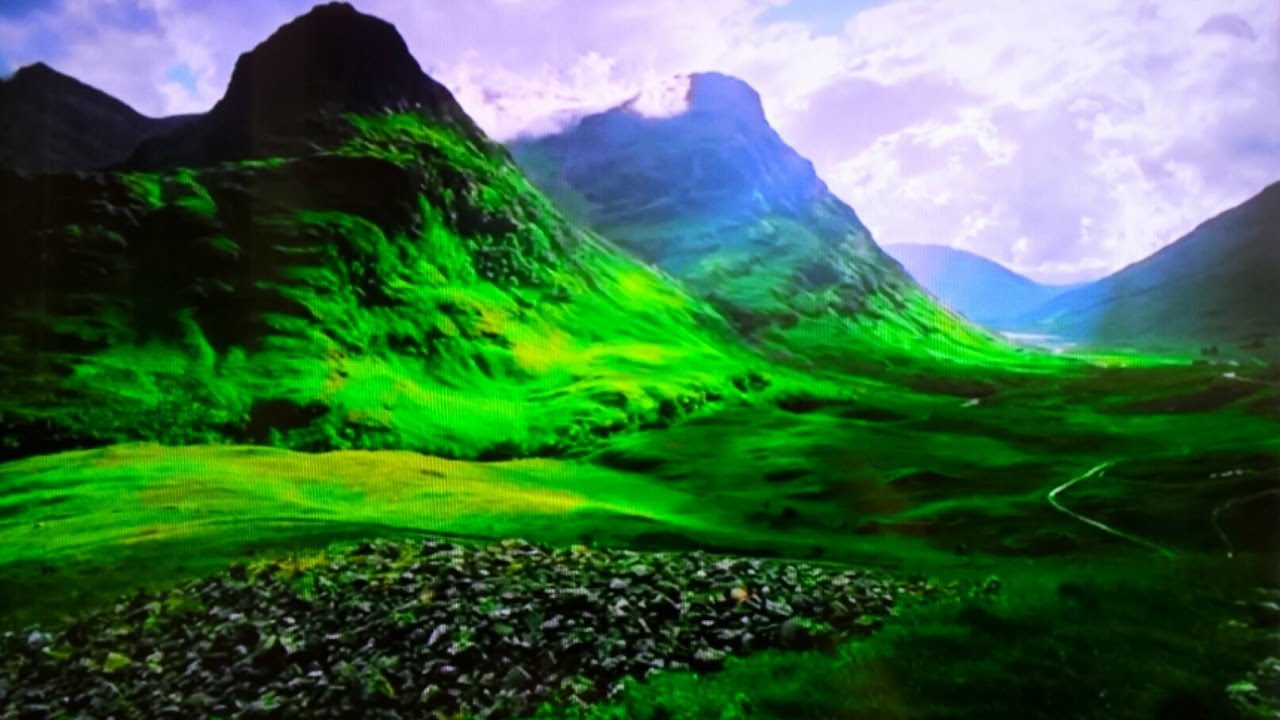 Scotland:  Celtic Music 1 ♫