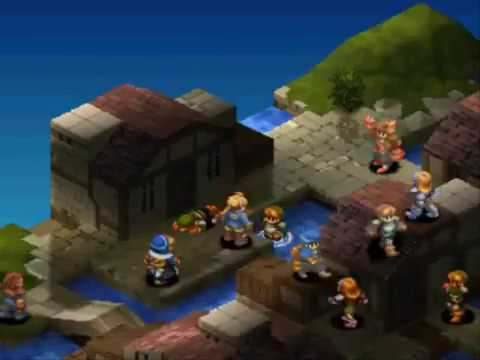 Final Fantasy Tactics (PSX) Complete Playthrough